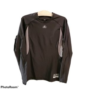 Easton dry fit shirt, black, XS